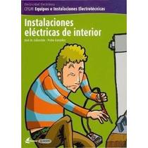 Instalaciones Eléctricas De Interior Pdf