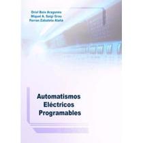 Libro: Automatismos Electricos Programables Pdf