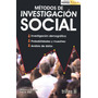 Metodos De Investigacion Social - William J. Goode