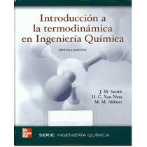 Introducción A La Termodinámica E Ingeniería Química - Nuevo