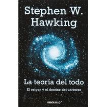La Teoria Del Todo - Stephen Hawking + Regalo