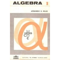 Álgebra I - Armando Rojo Pdf