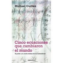 Cinco Ecuaciones Que Cambiaron El Mundo-ebook-libro-digital