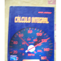 Cálculo Integral-aut-rené Jiménez-edi-pearson Prentice Hall