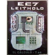 Libro: Cálculo De Leithold Pdf