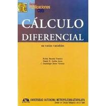Cálculo Diferencial En Varias Variables Pdf