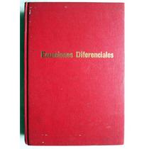 Ecuaciones Diferenciales. Ralph Palmer Agnew Ed. 1968