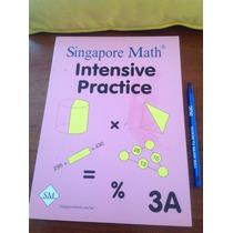 Singapore Math Libro Trabajo Mate Tercero Primaria 3a Inglés