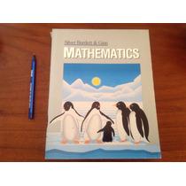Silver Burdett Libro Trabajo Matemát Primero Primaria Inglés