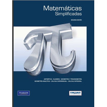 Libro Matemáticas Simplificadas 2° Ed - Digital Alta Calidad