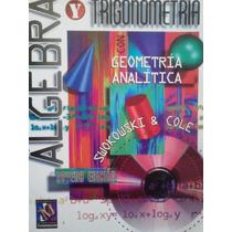 Algebra Y Trigonometria/ Geometria Analitica, E, Swokowski
