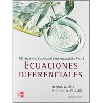 Ecuaciones Diferenciales Vol 1 3 Ed *cj