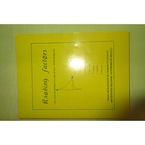 Leyendo Matemáticas Y Física En Inglés. Reading Factor. Unam