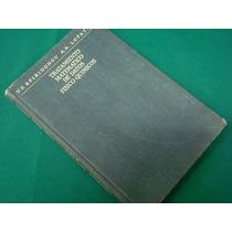 V.p. Spiridonov A.a. Lopatkin, Tratamiento Matemático De Dat