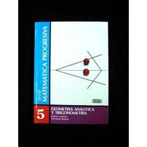 Matematica Progresiva Isbn 84-8276-411-x 6 Volumenes