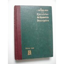 Ejercicios De Geometría Descriptiva - Izquierdo Asensi 1959