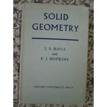 Geometría - Hails Hopkins Oxford Press Inglés
