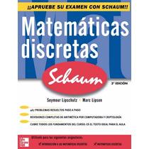 Matemáticas Discretas Pdf