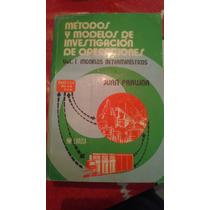 Metodos Y Modelos De Investigacion De Operaciones V1, Prawda