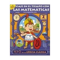 Disco Interactivo Viaje En El Tiempo Con Las Matematicas Pip
