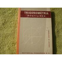 Agustin Anfossi, Trigonometría Rectilínea.
