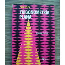 Trigonometría Plana-aut-nathan O.niles-ed-trillas