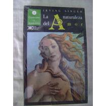 La Naturaleza Del Amor Vol2 Cortesano Y Romántico- I. Singer