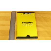 Réne Descartes, Discurso Del Método, Globus, España, 2012.
