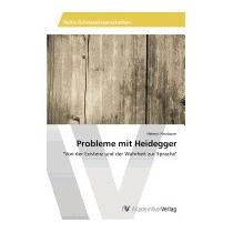 Probleme Mit Heidegger, Neubauer Helmut