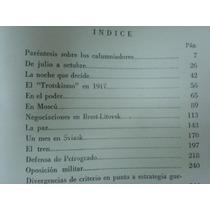 León Trotsky, Mi Vida Ensayo Autobiográfico, Editorial Colón