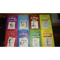 Saga Diario De Greg ~ 8 Libros Nuevos