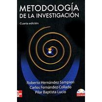 Metodología De La Investigación, Hernández Sampieri