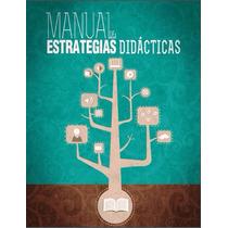 Libro: Estrategias Didácticas Pdf