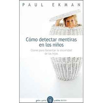Cómo Detectar Mentiras En Los Niños-ebook-libro-digital