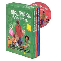 Libro De Inteligencia Emocional 3 Tomos + 1cd