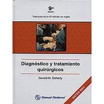 Diagnóstico Y Tratamiento Moderno Pack 50 Libros C/u 681.75