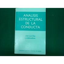 José Luis Díaz Et Al., Análisis Estructural De La Conducta