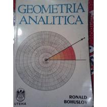 Geometria Analitica Por Ronald Bohuslov