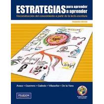 Estrategias Para Aprender A Aprender Pdf