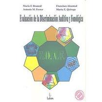 Edaf, Evaluación De La Discriminación Auditiva Y Fonológica