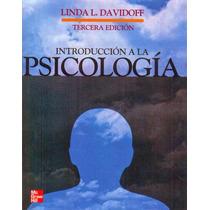 Introducción A La Psicología Pdf