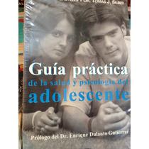 Psicología Del Adolescente:dr.paulino Castells