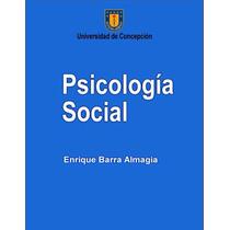 Libro: Psicología Social - Barra Pdf