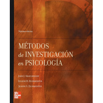 Metodos De Investigacion En Psicologia - John Shaughnessy