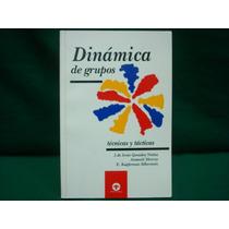 J. De Jesús González Núñez, Dinámica De Grupos.