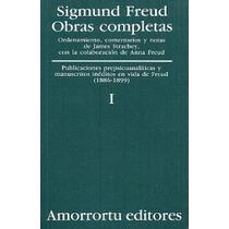 Obras Completas Sigmund Freud / 25 Tomos Amorrortu Editores