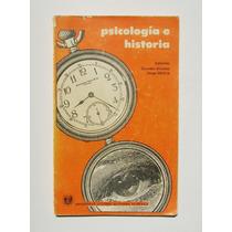 Psicologia E Historia, Libro Mexicano 1984