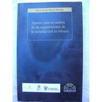 Análisis De Las Organizaciones De La Sociedad Civil. México