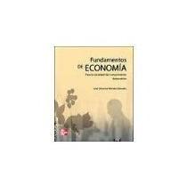 Libro Fundamentos De Economia 5e Para La Sociedad Del Conoci