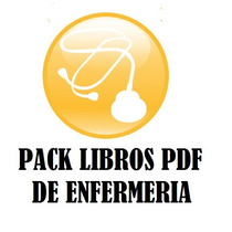 Pack De Libros Pdf De Enfermeria